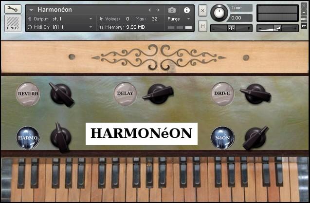 Harmonéon